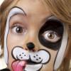 Maquillaje infantil paso a paso: Perrito