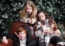 Massimo Dutti niños otoño-invierno 2011-2012