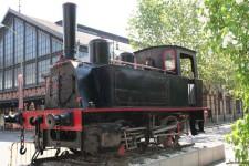 Museo del Ferrocarril en Madrid