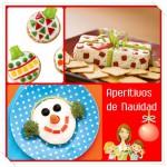 Aperitivos de Navidad, ¡qué originales!