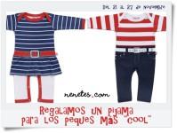 """¡Gana un pijama infantil para los peques más """"cool""""!"""