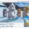 """Zhu Zhu Pets: """"En busca de Zhu"""" ¡Regalamos 5 DVD!"""