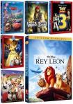 Películas Disney, el regalo de Navidad perfecto