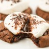 Galletas de chocolate caliente