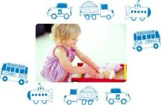 Los juegos en niños de 1 año