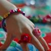 Anillos y pulseras de moda para niñas