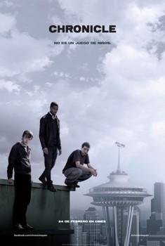 Chronicle (Poder sin límites), una película de superhéroes