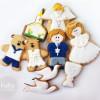 Regalar galletas personalizadas en Bautizos y Comuniones