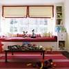 Decorar la habitación infantil en rojo