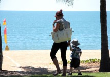 ¿Viajas con niños?… qué botiquín debes llevar