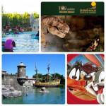 Los mejores parques temáticos de España