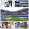 Tour del Bernabéu, un plan perfecto en Madrid con niños
