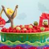 Postre de verano con los Angry Birds