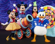 Disney Live! La magia de Mickey