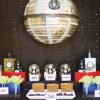 Cumpleaños temático de Lego Star Wars