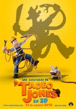 Las aventuras de Tadeo Jones, el cine infantil más aventurero