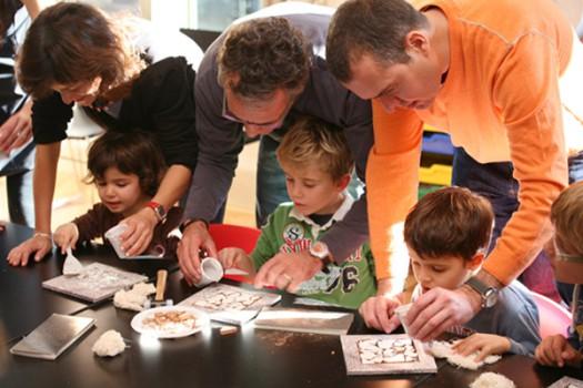 Actividades para niños de Fundación CatalunyaCaixa