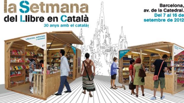 Actividades para niños en la Setmana de Llibre en Català