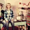 Moda infantil Desigual otoño-invierno 2012-2013