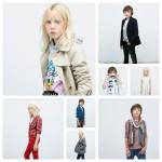 Zara niños otoño-invierno 2012-2013