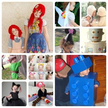 10 disfraces FÁCILES de hacer ¡y muy originales!
