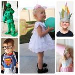 5 disfraces fáciles para hacer en una tarde