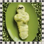 Un pastel de carne fácil y divertido para Halloween