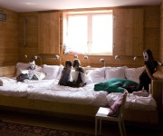 En Amsterdam, la cama más grande de hotel