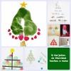 5 tarjetas de Navidad hechas a mano