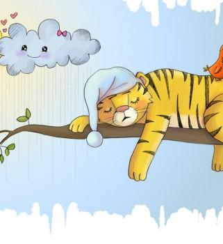 """Cuentos para dormir: """"El amor de la lluvia y el sol"""""""