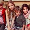 Massimo Dutti niños, primavera-verano 2013