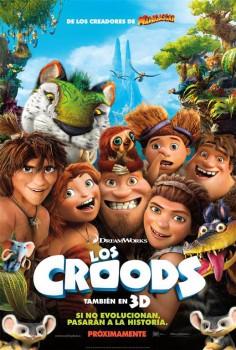 Los Croods, ¡estreno en cines y sorteo en Pequeocio!