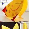 Manualidades con papel: ¡Animales muy divertidos!