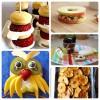 5 recetas con frutas fáciles y divertidas