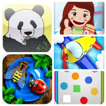 5 educativas apps para bebés