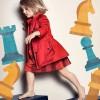 Moda infantil de Burberry, primavera-verano 2013