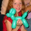 Manualidades con globos: ¡un perrito!
