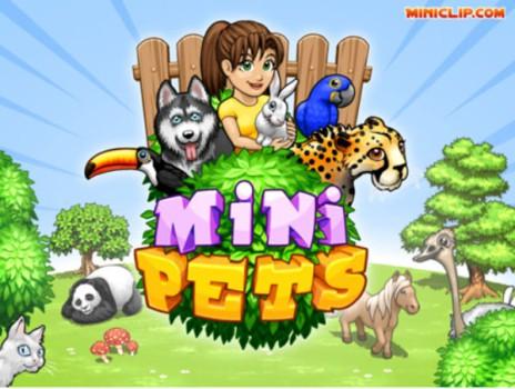 App infantil gratis de mascotas: Mini Pets