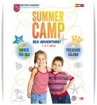 Campamento de Verano, aprender inglés jugando