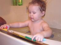 Cómo hacer pinturas para el baño
