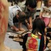 Talleres infantiles 2013 en la Biblioteca Nacional