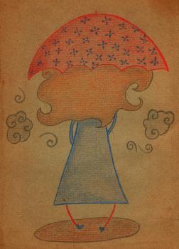 """Cuentos para dormir: """"El paraguas de Estíbaliz (parte 7)"""""""