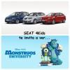SEAT 4Kids, ¡coches para toda la familia!