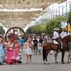 A la Feria de Málaga ¡con niños!