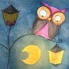 Cuento en inglés: The sleepy lamppost
