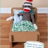 Cómo hacer una cama de cartón para muñecos