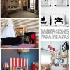 7 habitaciones infantiles para piratas