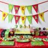 Kit de fiesta de Angry Birds ¡para imprimir gratis!