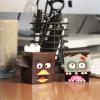 2 muñecos divertidos para imprimir gratis