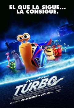 ¡Sorteamos 5 lotes de regalos de Turbo, la película!